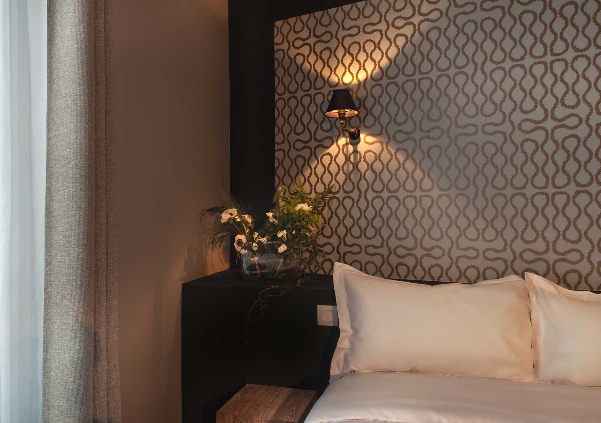 Chambre h tel les terres blanches chatou - Les chambres blanches ...