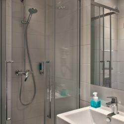 Hôtel Les Terres Blanches - salle de bain