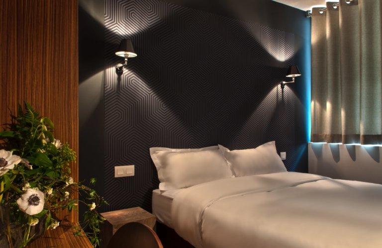 Hôtel Les Terres Blanches - chambre